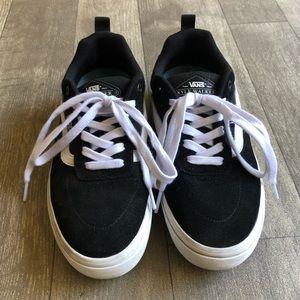 Vans Kyle Walker Proc Black Lace Up(Women8/Men6.5)